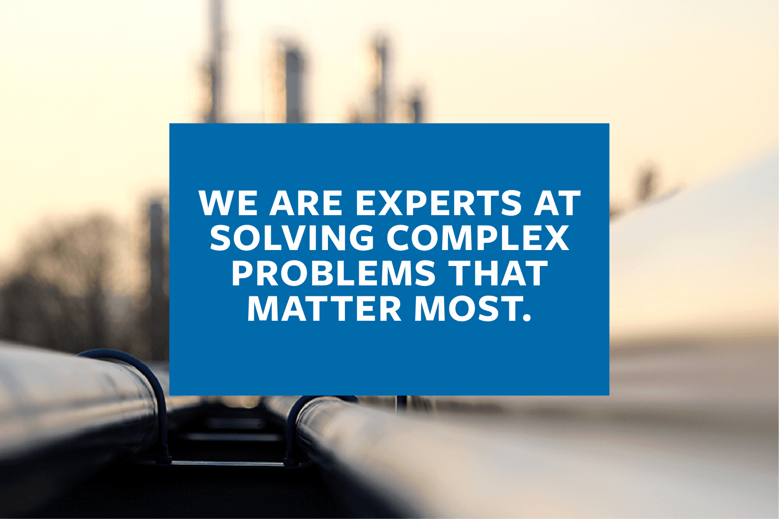 Trindent consultants are experts at solving problems