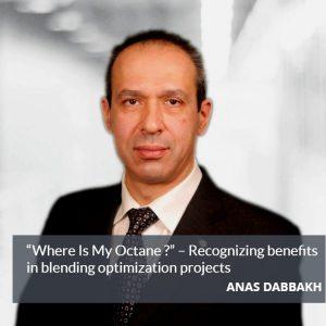 Anas Dabbakh Blending Optimization