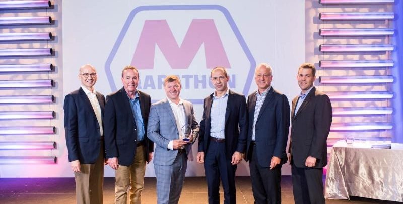 Trindent Consulting Receives Prestigious 2019 Supplier Recognition Award from Marathon Petroleum Corporation