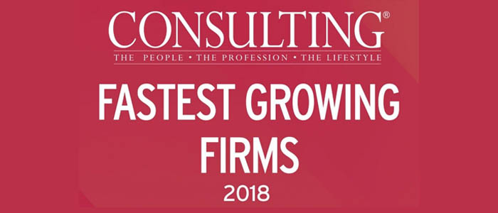 Trindent Consulting Named 38th Fastest-Growing Consulting Firm