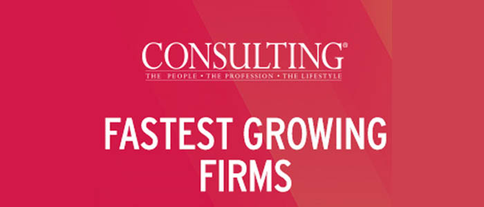 Trindent Consulting Named to List of 2015 Fastest-Growing consulting firms