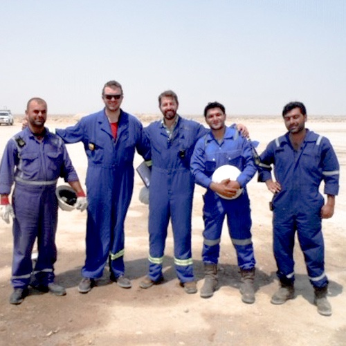 Overcoming the challenges of working overseas