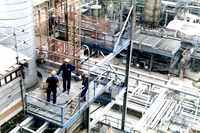 Inside Fawley oil refinery   geograph.org .uk   747756 - Refinery Maintenance Best Practices