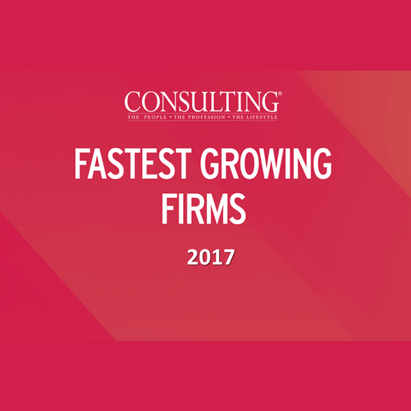 consulting 2017 - Awards