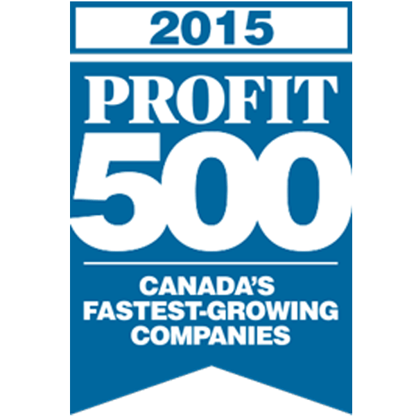 profit 2015 logo sq - Awards