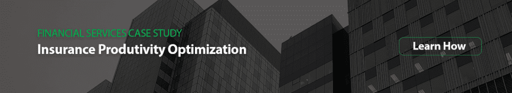 insurance productivity optimization