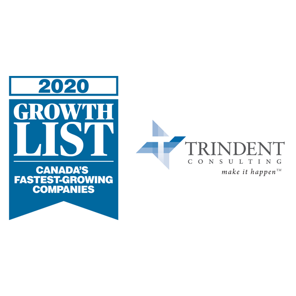 Trindent Consulting on Growthlist 2020