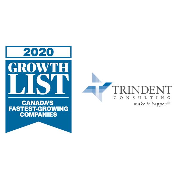 Trindent consulting on growthlist 2020 - News & Media