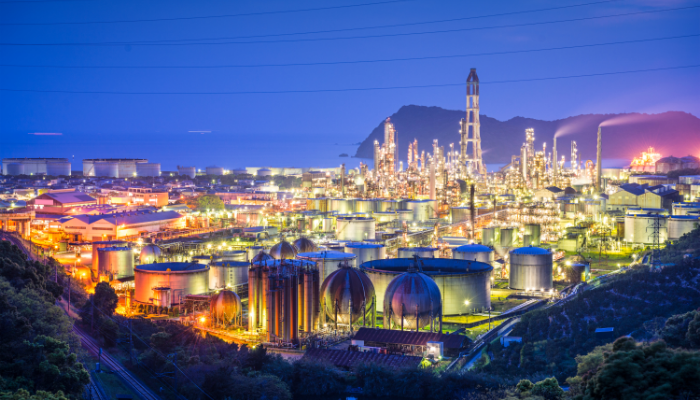 refinery optimization
