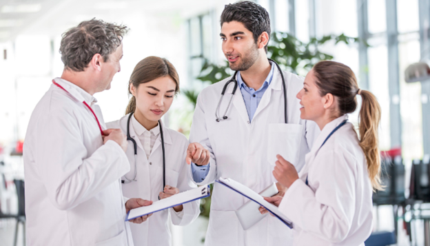 Management Consulting in Healthcare