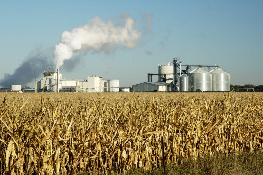 ethanol uplift model